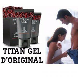 titan gel - avis - Ingrédients - les usages
