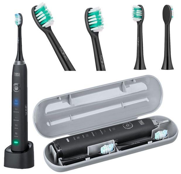 SonicX PRO - la notation - brosse à dents sonique – l'application – en France