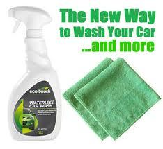 EcoTouch - liquide de nettoyage de carrosserie - instructions - Supplément - pas cher