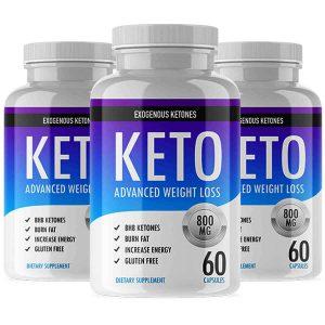 Keto Advanced Weight Loss – dangereux – pas cher