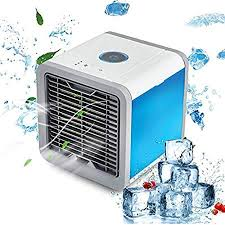 Cube air cooler - comment utiliser - Composition - France