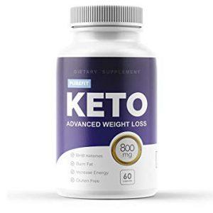 Purefit Keto Advanced Weight Loss - en pharmacie - Amazon - prix