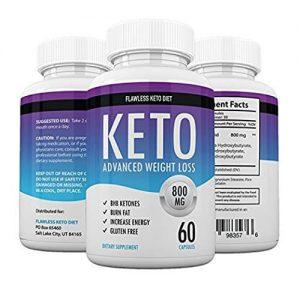 Purefit Keto Advanced Weight Loss - comprimés - effets - effets secondaires