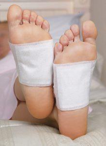 Foot Patch Detox - action - site officiel - avis