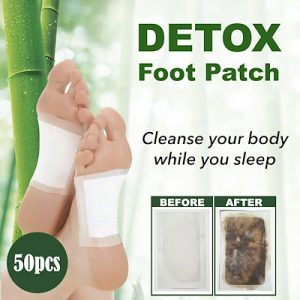 Foot Patch Detox - comment utiliser - dangereux - comprimés