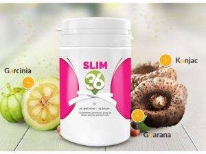 Slim36 2 - prix - composition - en pharmacie