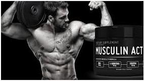 Musculin Active- instructions - la revue - santé
