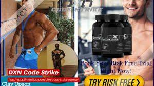 DXN Code Strike - la revue - santé - Supplément