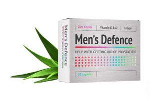 Mens Defence - Amazon - composition - effets