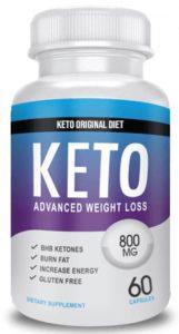 Keto Original Diet - pour mincir - prix - site officiel - comprimés