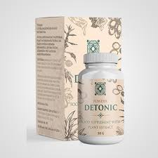 Detonic - pour le cholestérol - composition - Amazon - site officiel